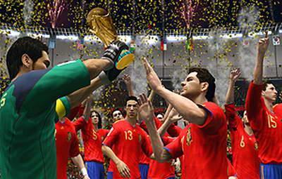 Испания - чемпион мира по футболу