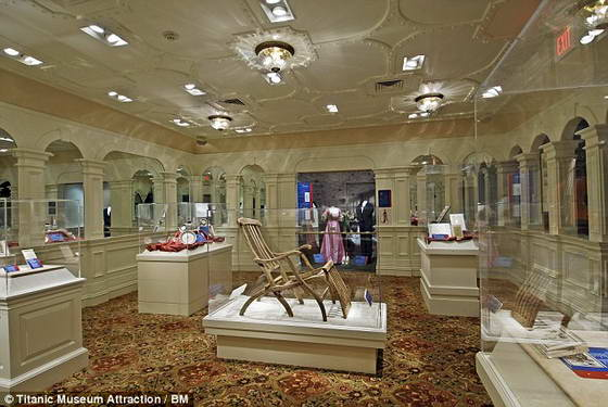 Необычный музей Титаника в США (добавил инфу)
