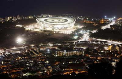 Зеленый стадион (Green Point Stadium)