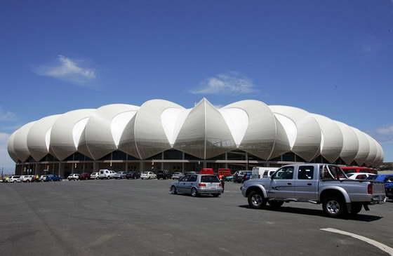 Стадион Нельсон Мандела Бэй (Nelson Mandela Bay Stadium)