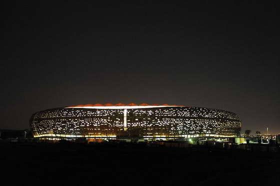 Стадион Сокер Сити (Soccer City Stadium)