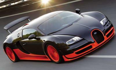 Bugatti Veyron 16,4 Super Sport