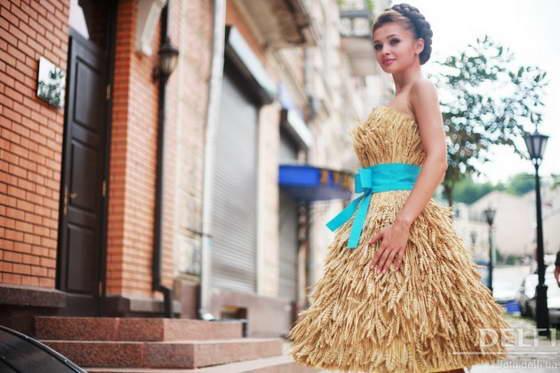 Мисс Украина-Вселенная - Анна Пославская