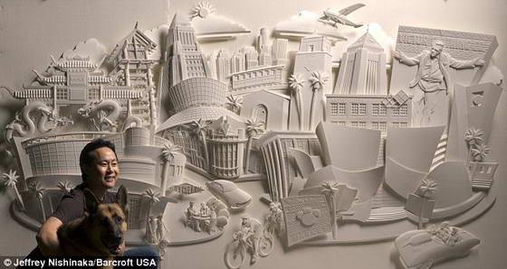 Оригами от Джеффа Нишинака