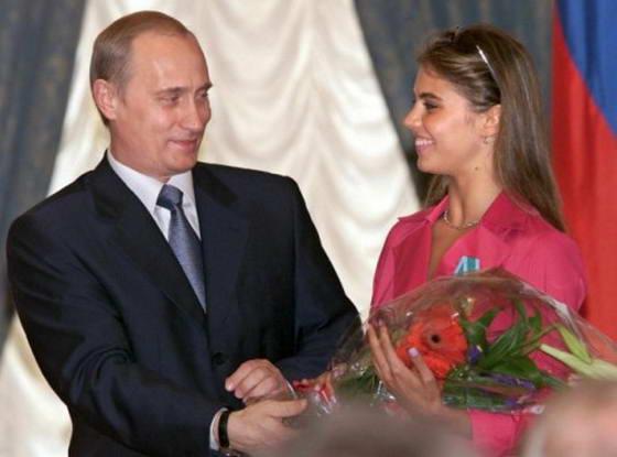 Путин и Кабаева поженились