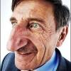 Самый длинный и большой нос в мире