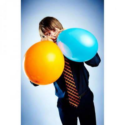 Рекордное количество воздушных шариков