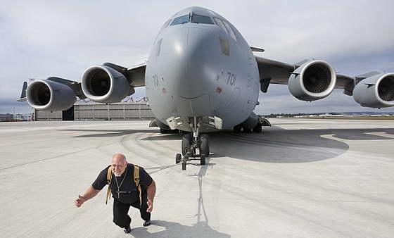Самый тяжелый самолет