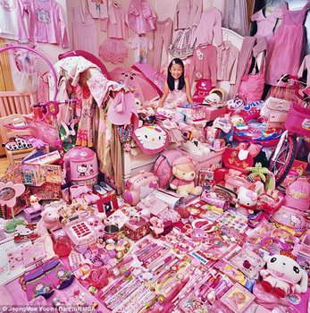 Детские комнаты от JeongMee Yoon