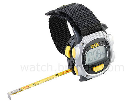 Stanley Tape Measure Watch