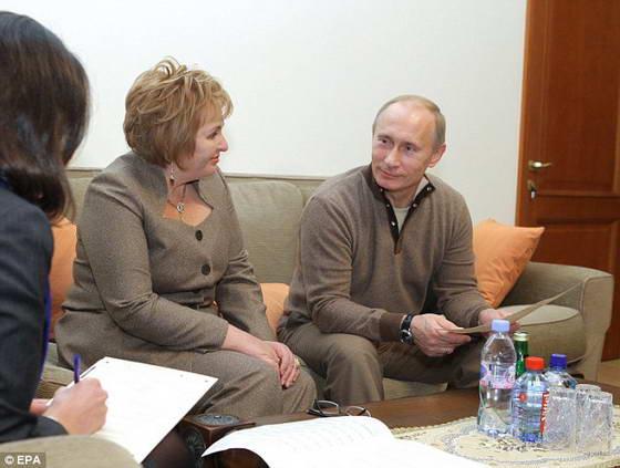 Квартира Путина