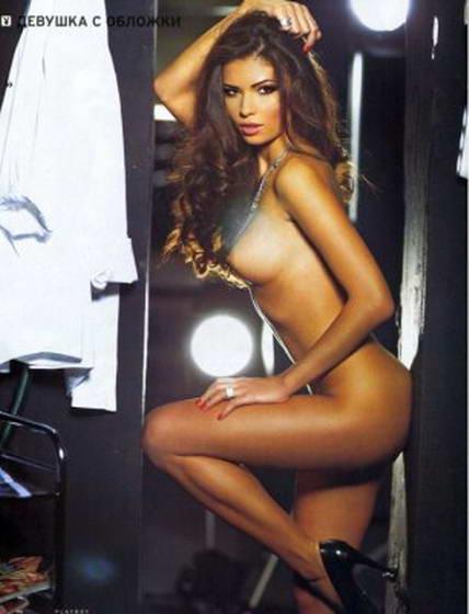 Украинский Playboy выбрал самую сексуальную девушку. Playmate Of The Year стала Валерия Розова