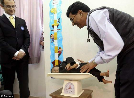 Хагендра Тапа Магар - самый маленький человек в мире