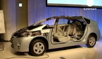Toyota гибрид
