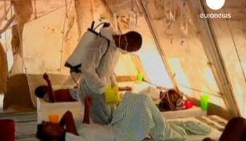 Холера в Гаити