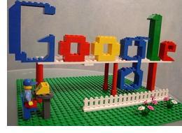 Лего google