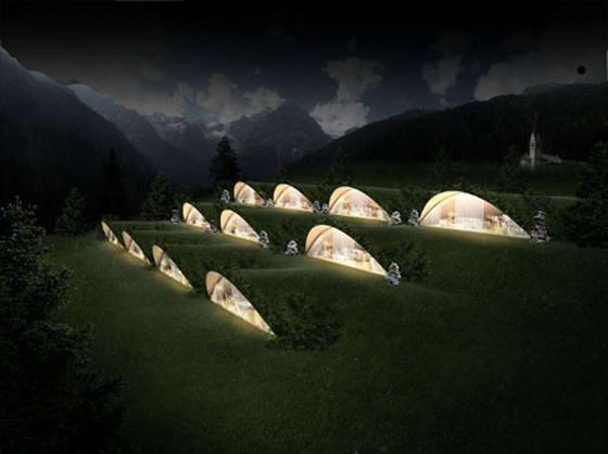 экологичный отель