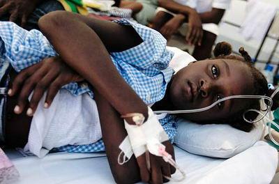 Холера в США