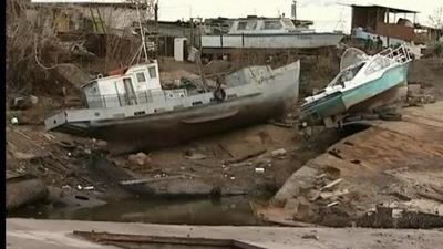 Волга высыхает