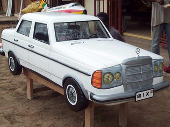 гроб-автомобиль