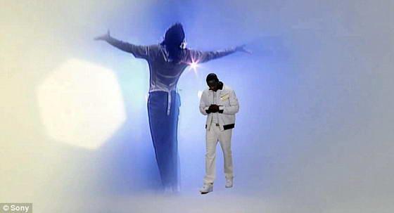 Майкл Джексон и Эйкон