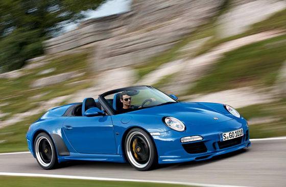Винтажный Porsche