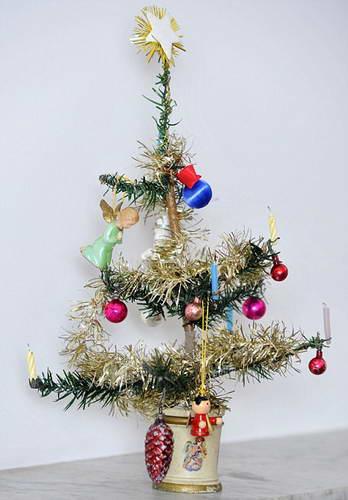 Самая старая новогодняя елка