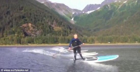 Волны для серфинга