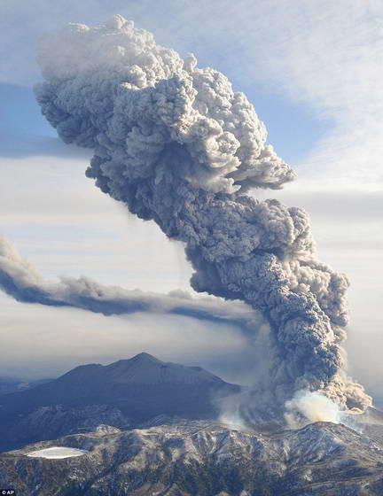 вулкан Шинмоедаке