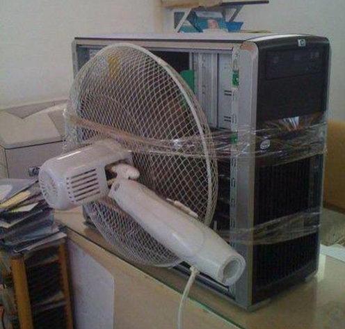 Охлаждение ПК