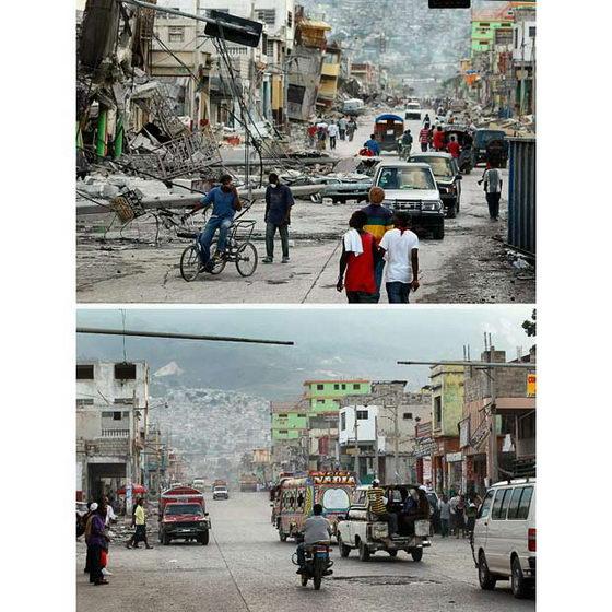 Национальный траур в Гаити