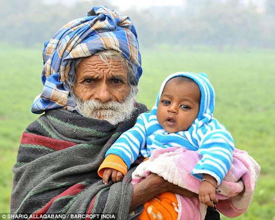 самый старый отец в мире
