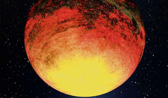 Кеплер-10b