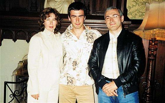 семья Ходорковского