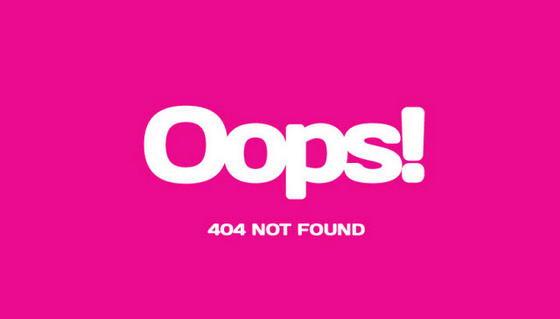 Веселая страница 404