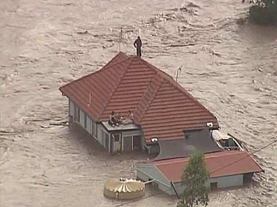 Катастрофа в Австралии
