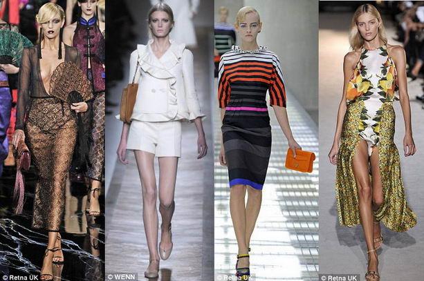 Модная одежда 2017года