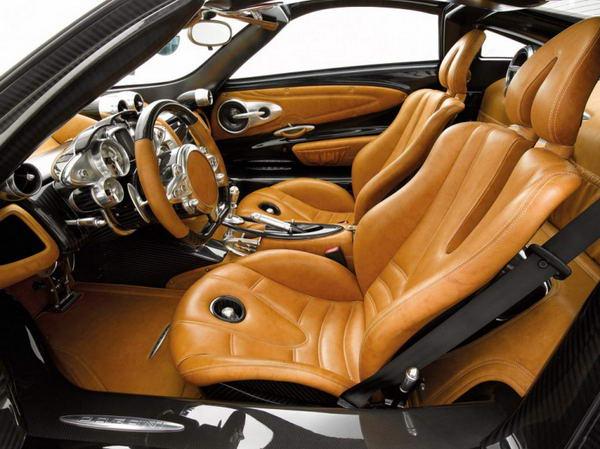 Автомобиль Pagani C9 Huayra