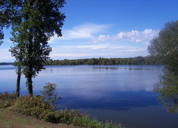 Озеро Миссисипи