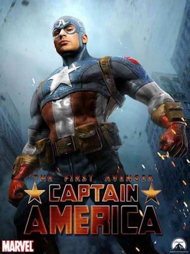 Капитан Америка: Первый Мститель