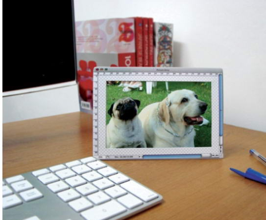 Рамка с фотографией