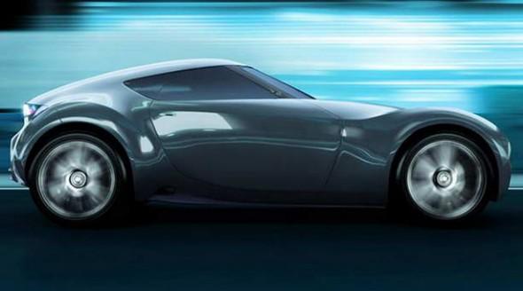 электромобиль nissanesflow