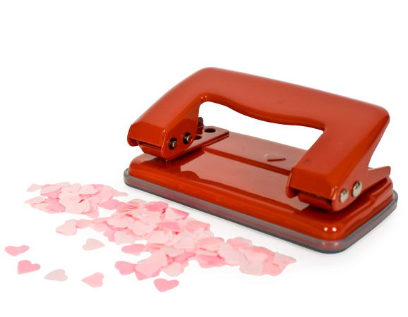 Романтичный степлер