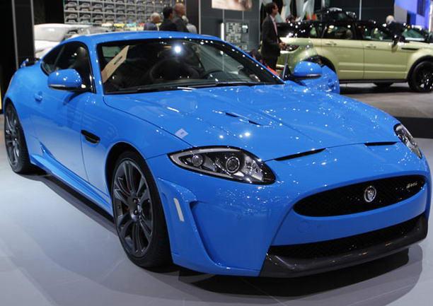 Jaguar XKR-S2 купе
