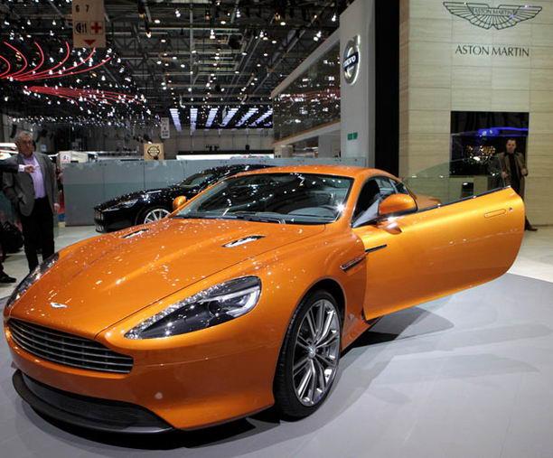 Virage от Aston Martin