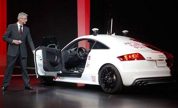 Концепт Audi TT