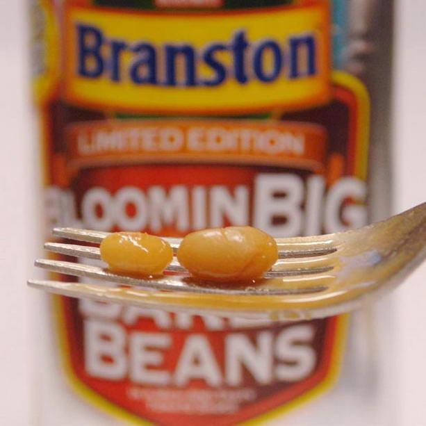 Запечные бобы Branston