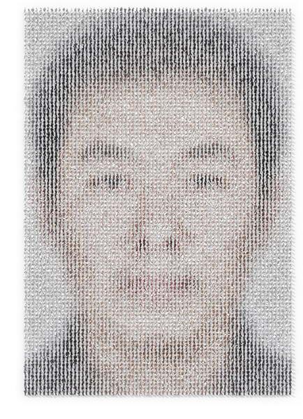 типичное человеческое лицо