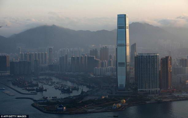 Самый высокий отель в мире