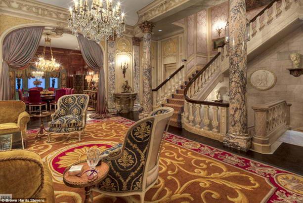 Самый дорогой дом в Нью-Йорке